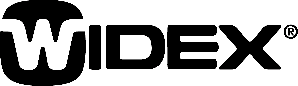 Logo : WIDEX