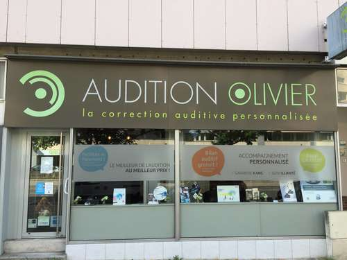 Audioprothésiste : AUDITION  OLIVIER,  36 avenue Kennedy, 59800 LILLE