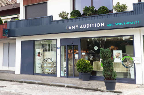 Audioprothésiste : LAMY VISION AUDITION, 137 route de l'Eglise , 74410 SAINT JORIOZ