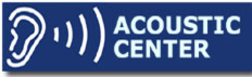Logo Audioprothésiste indépendant ACOUSTIC CENTER 75013 PARIS