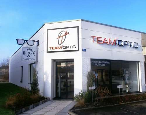 Audioprothésiste : TEAM'OPTIC AUDIO,  3C Rue du Fort, 67118 GEISPOLSHEIM