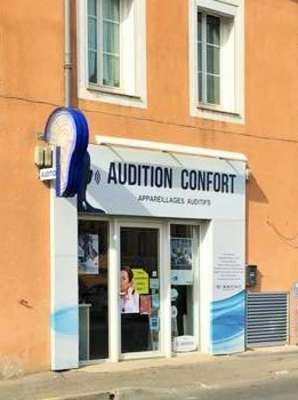 Audioprothésiste : AUDITION CONFORT,  23 Avenue de Toulon, 83510 LORGUES