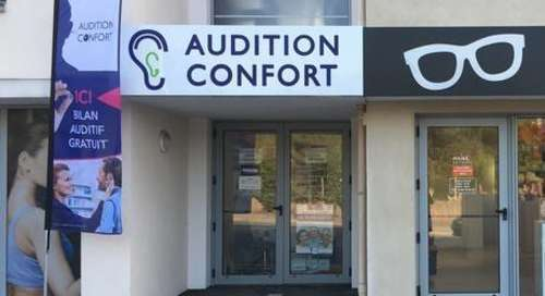 Audioprothésiste : AUDITION CONFORT,   615 Bd du cerceron, 83700 SAINT RAPHAEL