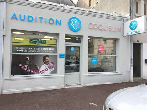 Audioprothésiste : AUDITION COQUELIN, 6 BD DE LA REPUBLIQUE, 87200 SAINT JUNIEN