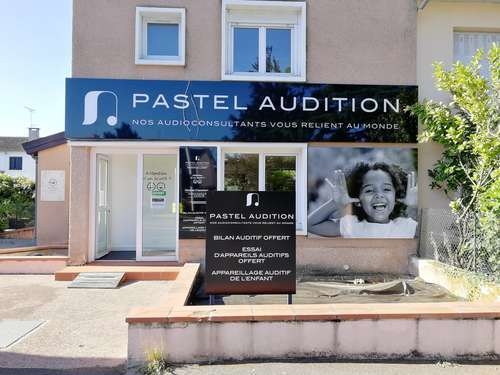 Audioprothésiste : PASTEL AUDITION,  18, avenue de Toulouse,, 31130 BALMA